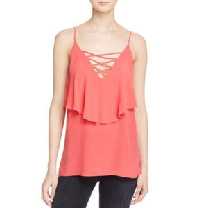 BAILEY 44 Womens Indian Popover Tank Top $168
